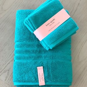 🆕 Kate Spade Towel Set 5 Piece